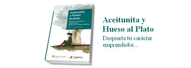 ACEITUNITA Y HUESO AL PLATO