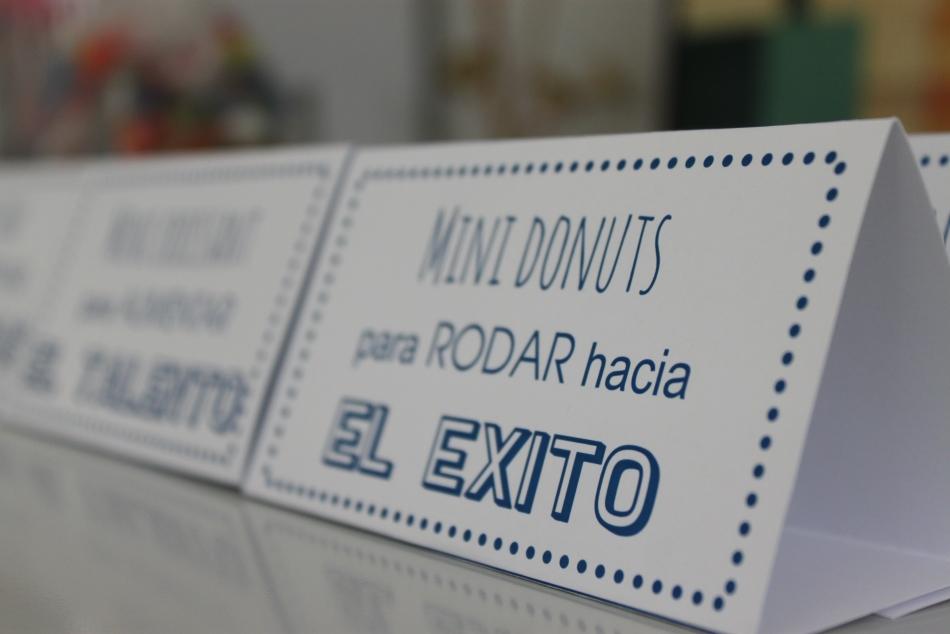 Premio y patrocinio PADIMA en la segunda edición ACTUA