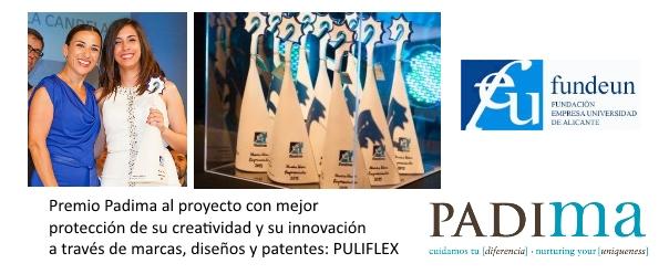 PADIMA colabora en los Premios Nuevas Ideas Empresariales 2015 de FUNDEUN