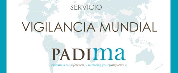 Servicio VIGILANCIA MUNDIAL PADIMA