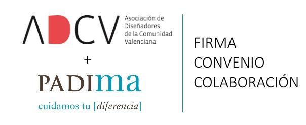 Firma convenio colabotacion PADIMA y ADCV