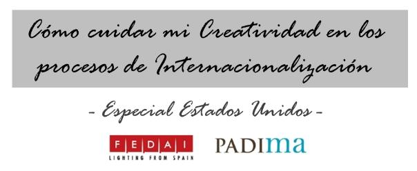 PADIMA organiza junto a FEDAI una jornada sobre creatividad, internacionalización y USA