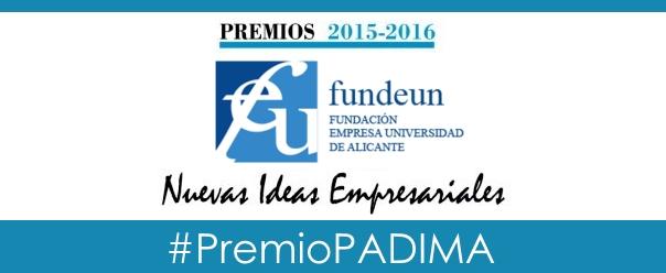 Premio PADIMA para Propur Go! en Premios Nuevas Ideas Empresariales de FUNDEUN