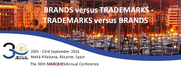 La Conferencia Anual de MARQUES tendrá lugar en Alicante