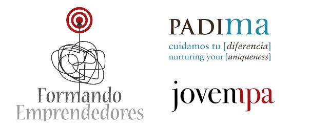 PADIMA colabora en FORMANDO EMPRENDEDORES organizado por JOVEMPA