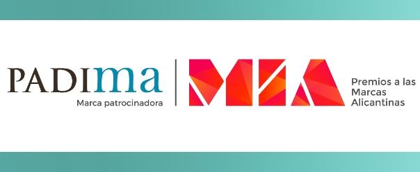 PADIMA empresa patrocinadora en PREMIOS MIA