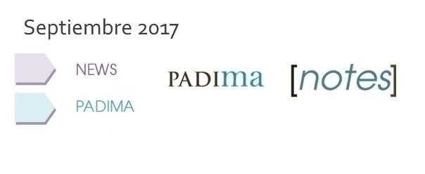PADIMA NOTES Septiembre 2017