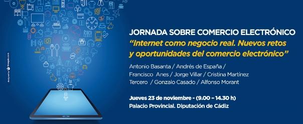 Internet como negocio real. Nuevos retos y oportunidades del comercio electrónico.