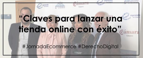 """PADIMA colabora en el evento """"Claves para lanzar una tienda online con éxito"""" en Linares y Baeza"""