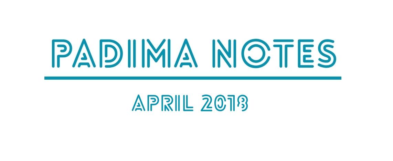Portada Notes April 2018