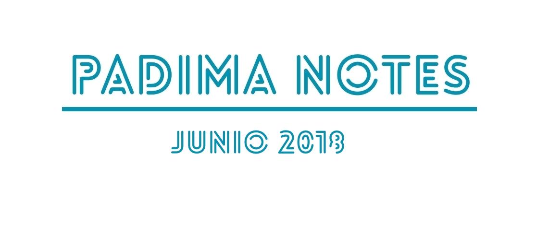 Portada Notes Junio 2018