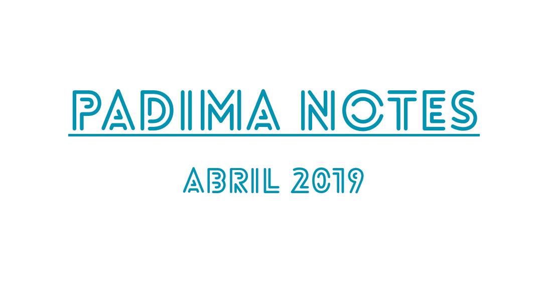 PADIMA [Notes]