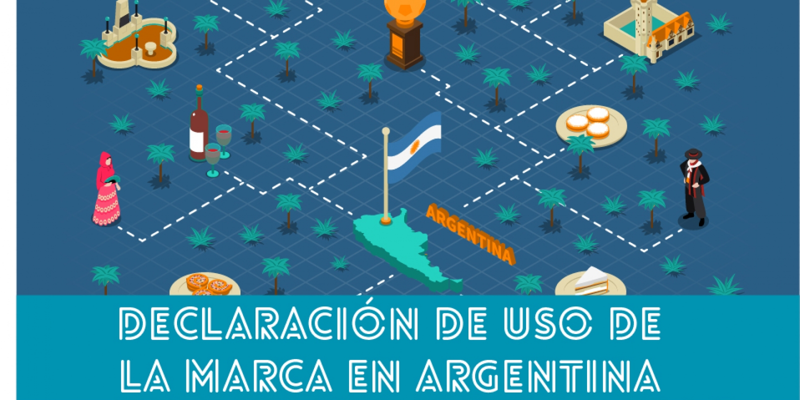Marca en Argentina